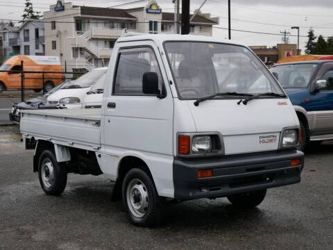 1992 Daihatsu Hijet 4x4 SUPERDIFFLOCK for sale at JDM Car & Motorcycle LLC in Seattle WA