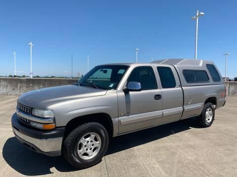 2000 Chevrolet Silverado 1500 for sale at Rave Auto Sales in Corvallis OR