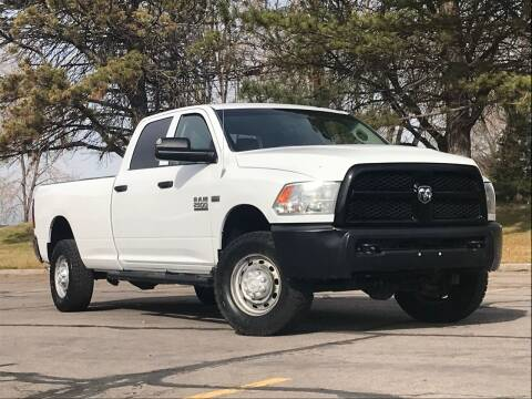 2013 RAM Ram Pickup 2500 for sale at Used Cars and Trucks For Less in Millcreek UT