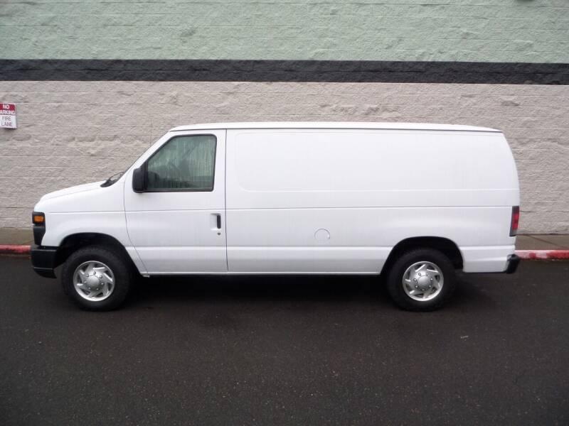2012 Ford E-Series Cargo for sale at Al Hutchinson Auto Center in Corvallis OR