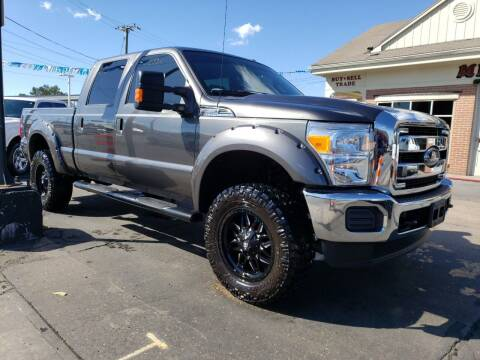 2016 Ford F-250 Super Duty for sale at Messick's Auto Sales in Salisbury MD