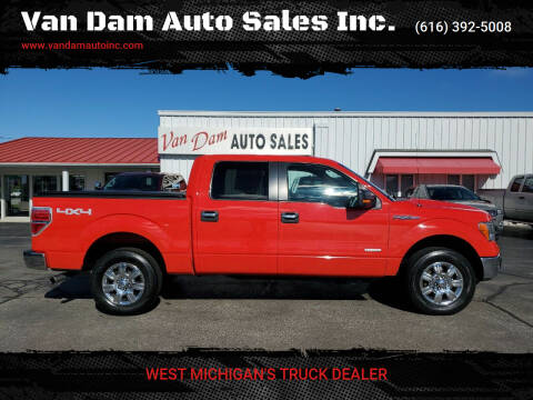 2012 Ford F-150 for sale at Van Dam Auto Sales Inc. in Holland MI
