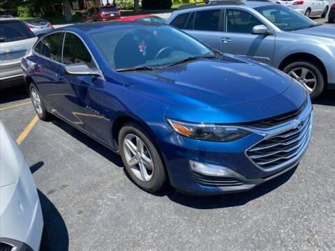 2019 Chevrolet Malibu for sale at Bob Weaver Auto in Pottsville PA