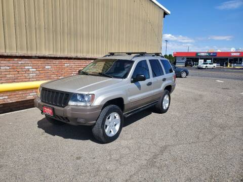 2003 Jeep Grand Cherokee for sale at Harding Motor Company in Kennewick WA