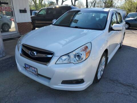 2011 Subaru Legacy for sale at New Wheels in Glendale Heights IL