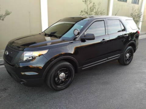 2015 Ford Explorer for sale at Government Fleet Sales in Kansas City MO