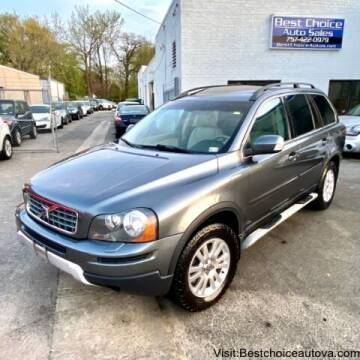 2008 Volvo XC90 for sale at Best Choice Auto Sales in Virginia Beach VA
