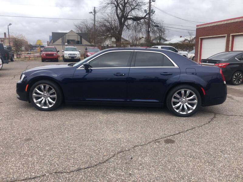 2016 Chrysler 300 for sale at Family Auto Finance OKC LLC in Oklahoma City OK