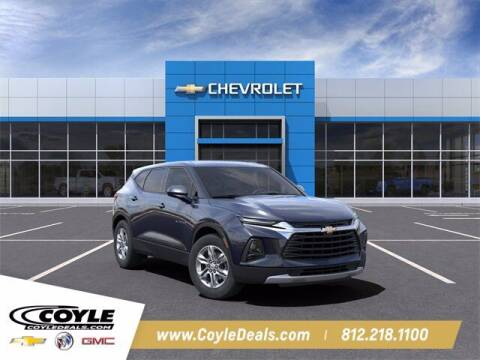 2021 Chevrolet Blazer for sale at COYLE GM - COYLE NISSAN - New Inventory in Clarksville IN