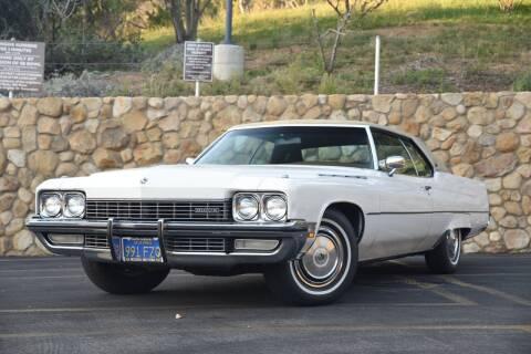 1972 Buick Electra for sale at Milpas Motors in Santa Barbara CA