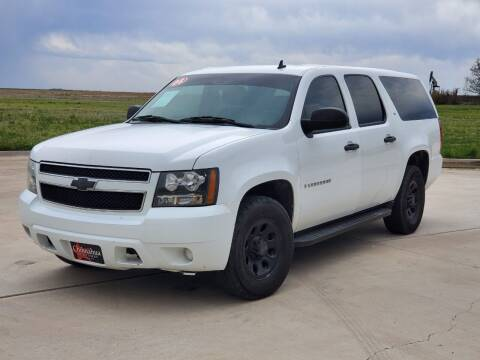 2008 Chevrolet Suburban for sale at Chihuahua Auto Sales in Perryton TX
