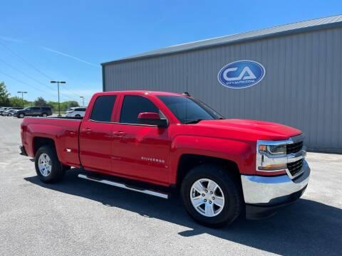 2018 Chevrolet Silverado 1500 for sale at City Auto in Murfreesboro TN