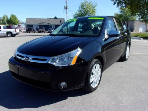 2010 Ford Focus for sale at Ideal Auto Sales, Inc. in Waukesha WI
