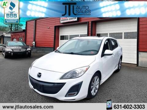 2011 Mazda MAZDA3 for sale at JTL Auto Inc in Selden NY