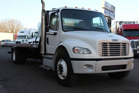 2013 Freightliner M2 Rollback Truck for sale at Truck Source Inc. in Portland OR