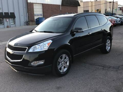 2012 Chevrolet Traverse for sale at STATEWIDE AUTOMOTIVE LLC in Englewood CO