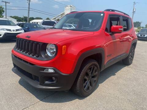 2017 Jeep Renegade for sale at Coast to Coast Imports in Fishers IN