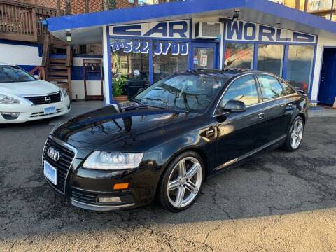 2010 Audi A6 for sale at Car World Inc in Arlington VA