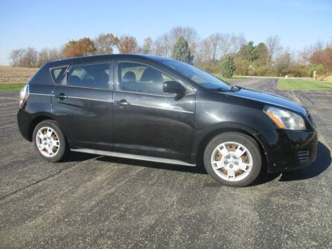 2009 Pontiac Vibe for sale at Crossroads Used Cars Inc. in Tremont IL