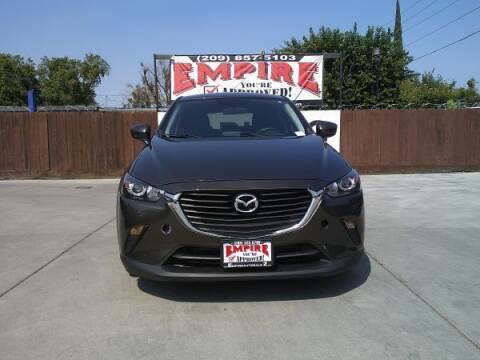 2016 Mazda CX-3 for sale at Empire Auto Sales in Modesto CA