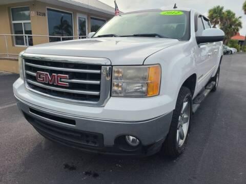 2012 GMC Sierra 1500 for sale at BC Motors of Stuart in West Palm Beach FL