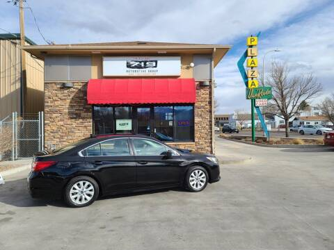 2017 Subaru Legacy for sale at 719 Automotive Group in Colorado Springs CO