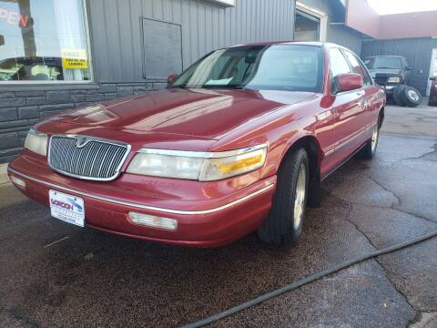 1996 Mercury Grand Marquis for sale at Gordon Auto Sales LLC in Sioux City IA