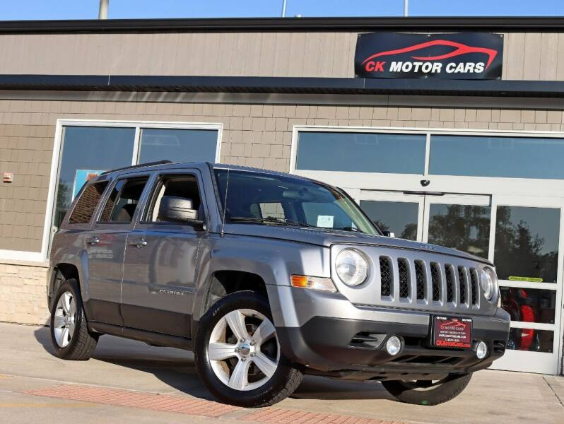 2014 Jeep Patriot for sale at CK MOTOR CARS in Elgin IL