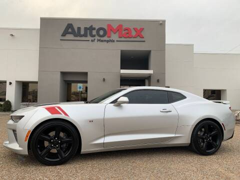 2017 Chevrolet Camaro for sale at AutoMax of Memphis - V Brothers in Memphis TN