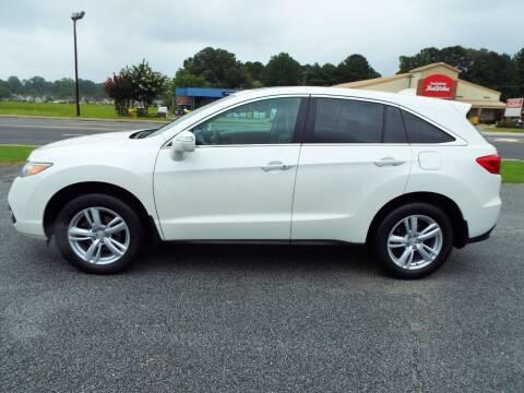 2014 Acura RDX for sale at USA 1 Autos in Smithfield VA
