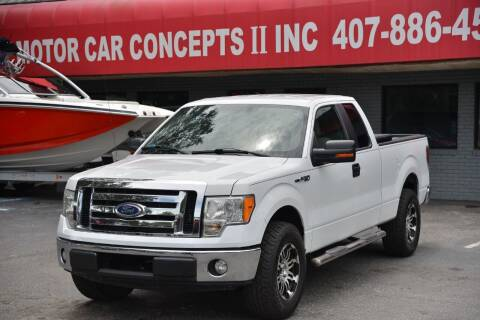 2010 Ford F-150 for sale at Motor Car Concepts II - Kirkman Location in Orlando FL