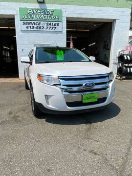 2011 Ford Edge for sale at Pikeside Automotive in Westfield MA