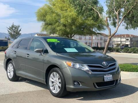 2014 Toyota Venza for sale at Esquivel Auto Depot in Rialto CA