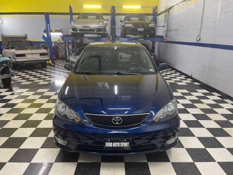 2005 Toyota Camry for sale at Euro Auto Sport in Chantilly VA