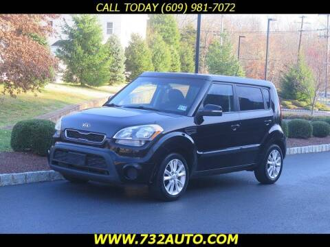 2012 Kia Soul for sale at Absolute Auto Solutions in Hamilton NJ