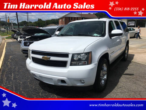 2007 Chevrolet Suburban for sale at Tim Harrold Auto Sales in Wilkesboro NC