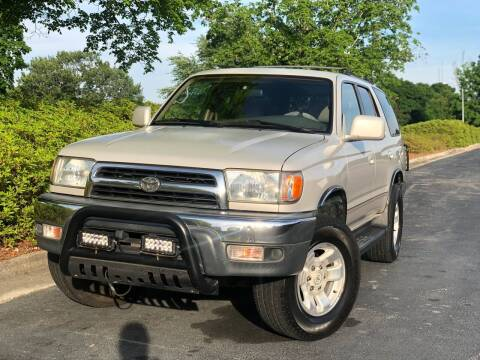 1999 Toyota 4Runner for sale at William D Auto Sales in Norcross GA