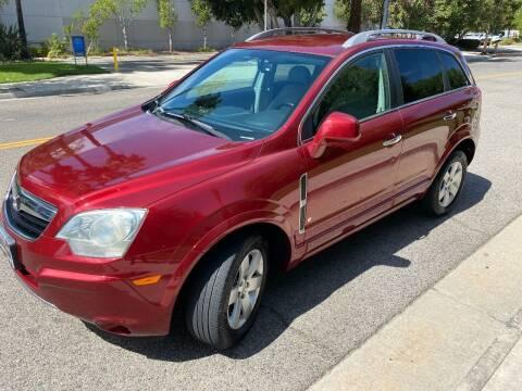 2008 Saturn Vue for sale at Donada  Group Inc in Arleta CA