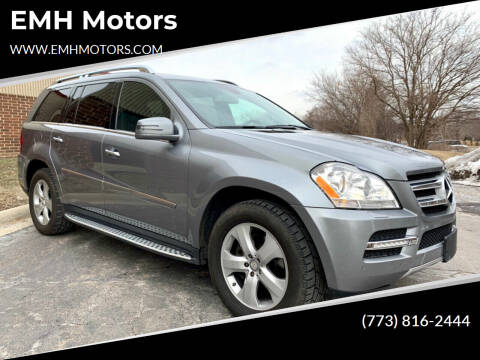 2012 Mercedes-Benz GL-Class for sale at EMH Motors in Rolling Meadows IL