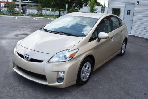 2011 Toyota Prius for sale at Mix Autos in Orlando FL