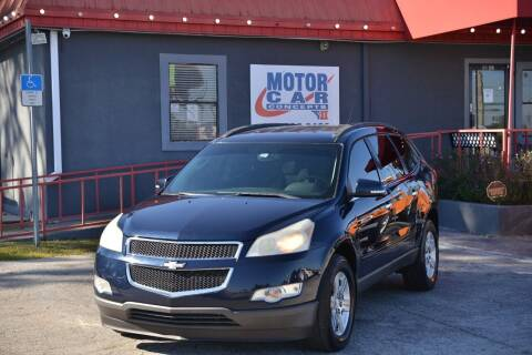 2010 Chevrolet Traverse for sale at Motor Car Concepts II - Kirkman Location in Orlando FL