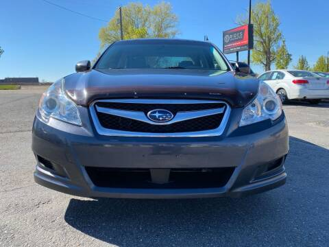 2010 Subaru Legacy for sale at Rides Unlimited in Nampa ID