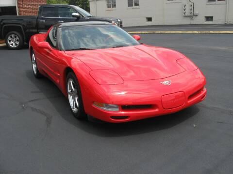 2003 Chevrolet Corvette for sale at Jacksons Auto Sales in Landisville PA