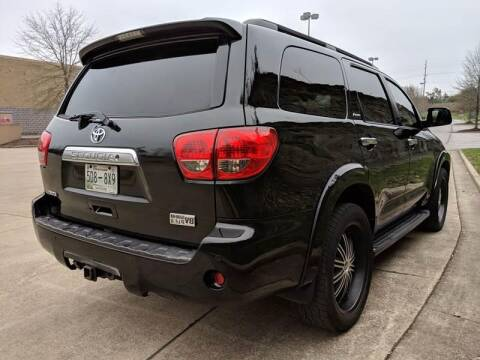 2010 Toyota Sequoia for sale at Music City Rides in Nashville TN