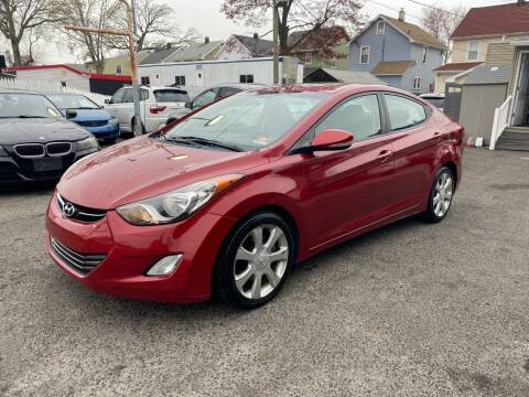 2012 Hyundai Elantra for sale at Innovative Auto Group in Little Ferry NJ
