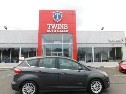 2016 Ford C-MAX Energi for sale at Twins Auto Sales Inc Redford 1 in Redford MI