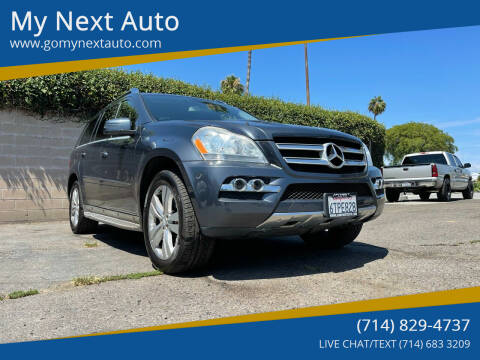 2011 Mercedes-Benz GL-Class for sale at My Next Auto in Anaheim CA