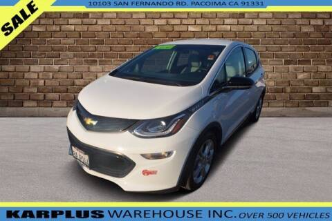 2017 Chevrolet Bolt EV for sale at Karplus Warehouse in Pacoima CA
