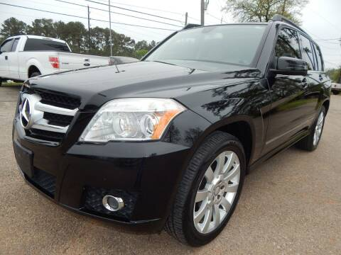 2011 Mercedes-Benz GLK for sale at Medford Motors Inc. in Magnolia TX
