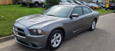 2011 Dodge Charger for sale at Steve's Auto Sales in Madison WI
